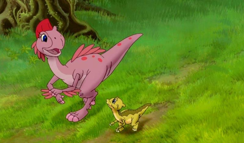 Top le petit dinosaure vol1 les - Petit pieds dinosaure ...