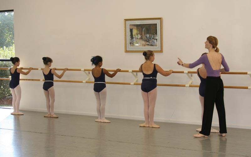 Top parents fr : La danse classique pour les enfants