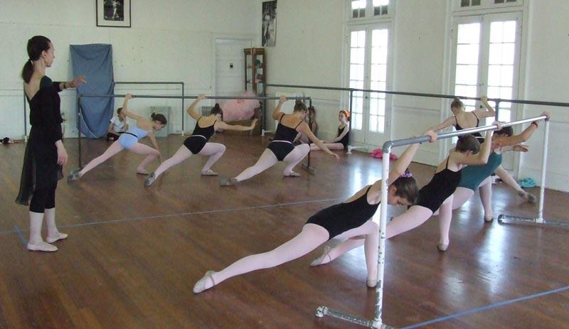 commencer danse classic 15 an