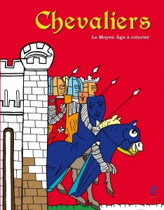 Coloriages-Chevaliers