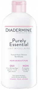 3178041337793_Diadermine_Purely_Essential_Lait_Micellaire