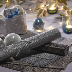 SET_TABLE_TISEA_PLATINE_ARGENT_LINEN_FLEURY_AKEO