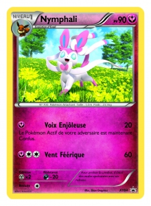 Top les pokemons reviennent apr s les vacances d 39 hiver jouets actualit - Carte pokemon fee ...