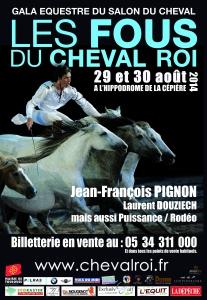 Top les fous du cheval roi toulouse - Salon cheval toulouse ...