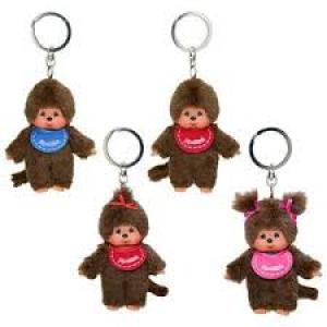 Top monchhichi le retour du petit singe de - Porte clef pour ne pas perdre ses clefs ...