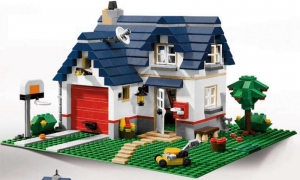 top construire une maison avec lego creator jouets actualit. Black Bedroom Furniture Sets. Home Design Ideas