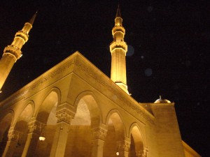 mosque_beyrouth